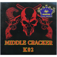 Петарды Middle cracker K02 (1 пачка, 30 шт)